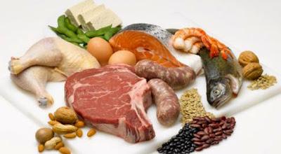 Leguminosas y alimentos de origen animal