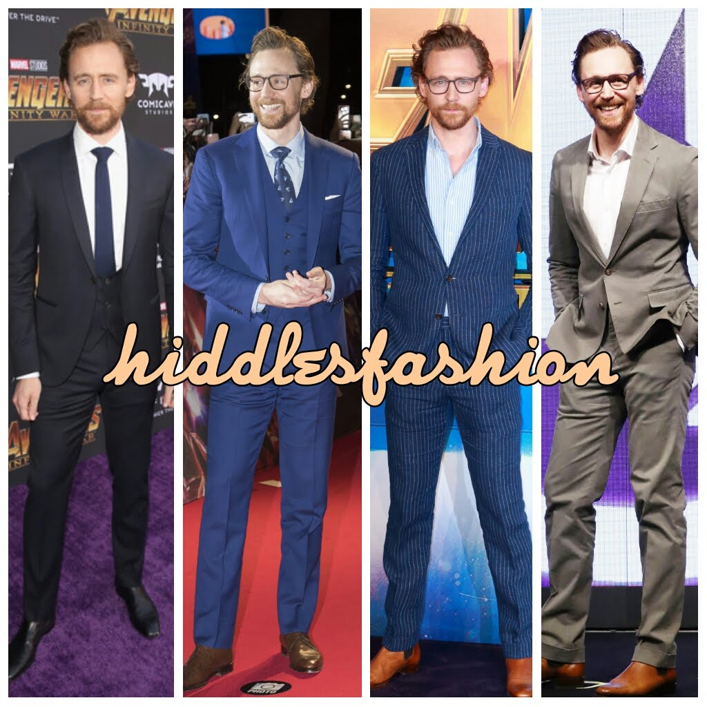 Tom Hiddleston Fashion