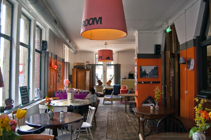 Hostel ROOM Rotterdam (Netherlands) Review