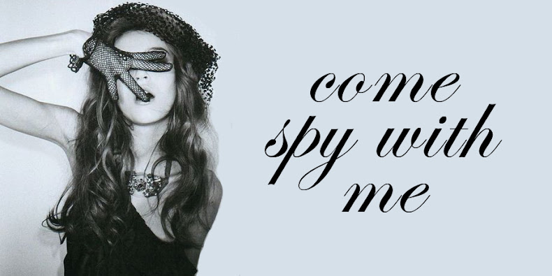 come spy with me