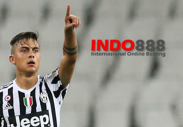 Paulo Dybala punggawa Juventus sering dibangkucadangkan - Indo888News