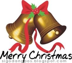 tulisan merry christmas