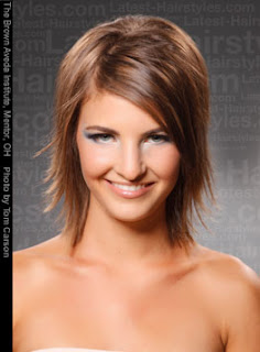 Hairstyle Info: Choosing Hairstyles According to your Face Shape and ...