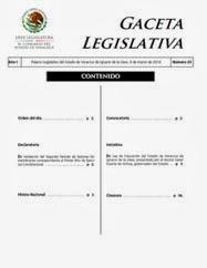 Gaceta de Armonización de la Ley Educativa en Veracruz