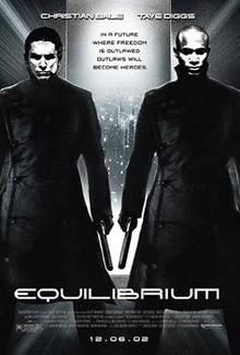 Cái Giá Phải Trả - Equilibrium 2002 Poster