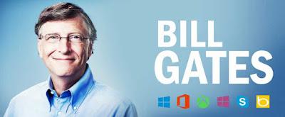Emprendedores Millonarios, Bill Gates