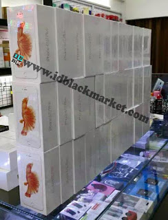Harga iPhone 6s dan iPhone 6s+ BM