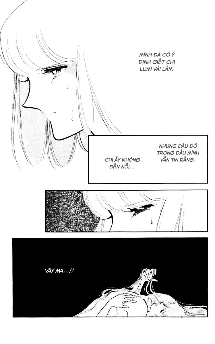 Umi no Yami, Tsuki no Kage chap 37 - Trang 19
