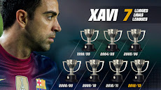 LAS 7 LIGAS DEL MAESTRO XAVI