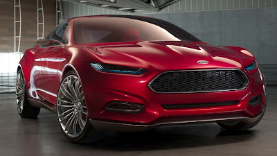 2014 Ford Mustang gt Concept