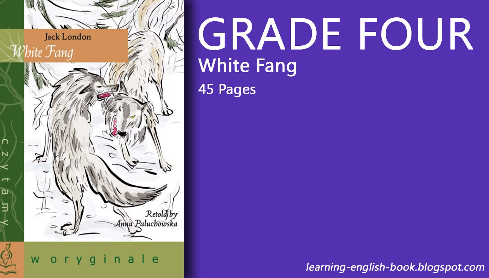 white fang book report essays White fang study guide contains a biography of jack london essays for white fang white fang literature essays are academic essays for citation.