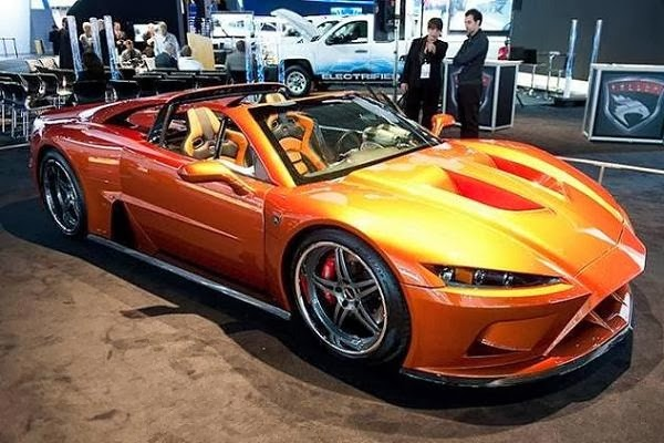 Exotic Sports Cars Made In America We Obsessively Cover