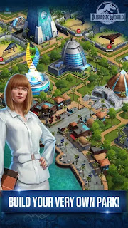 Jurassic World™: The Game 1.5.21 Mod Apk (Unlimited Money)