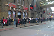 I give you the London Dungeon. We don't understand the obsession or the .