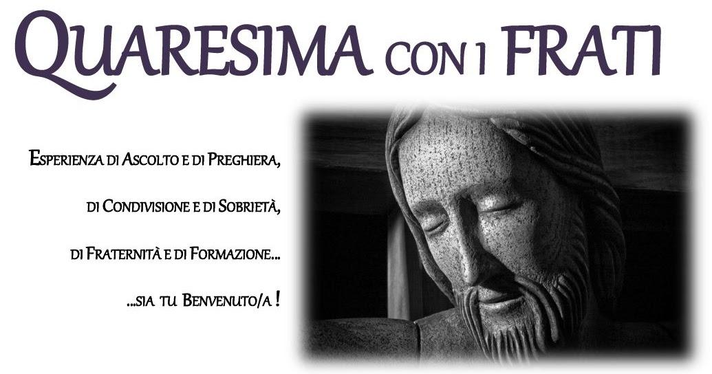 Istituto teologico sant 39 antonio dottore quaresima 2013 - Testo tu no gemelli diversi ...