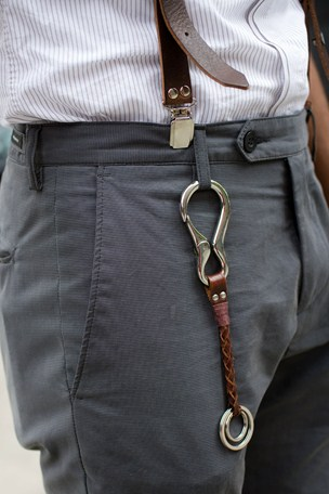 street style london collections men menswear cos keychain