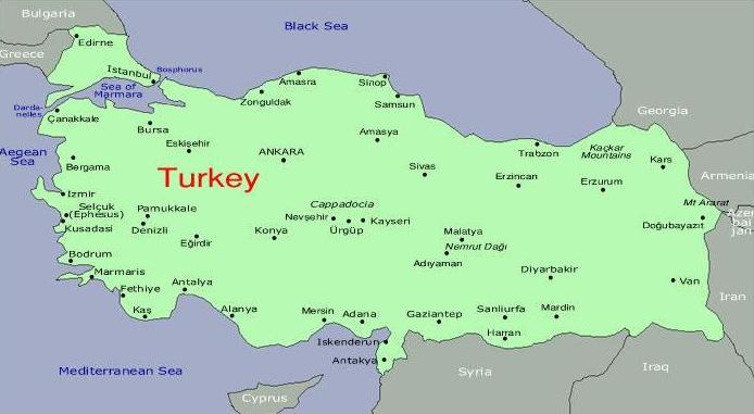 turkey a transcontinental country Turkey, known officially as the republic of turkey, is a transcontinental eurasian country its location at the crossroads of europe and asia makes turkey a country.