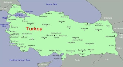 Turkey Border