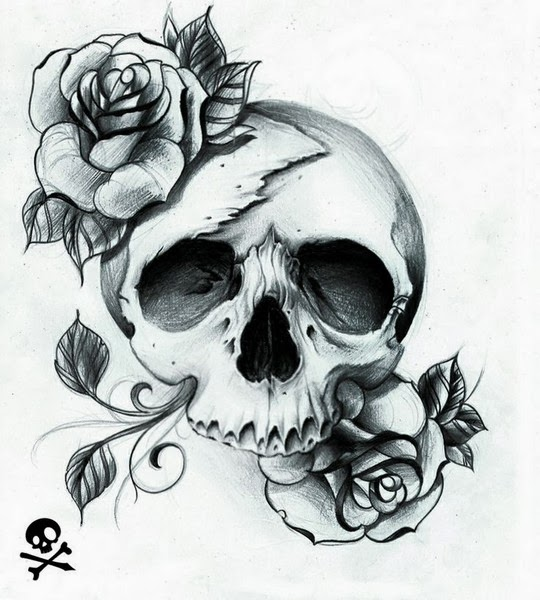 The Best Skull Tattoos (Gallery 3)