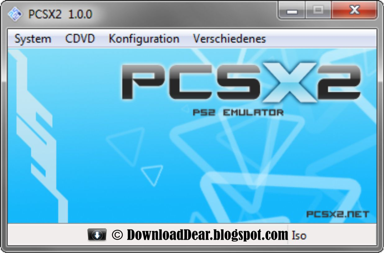 Playstation emulator and plugins pcsx3