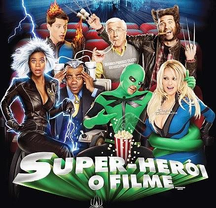 Resultado de imagem para super herói o filme