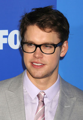 CHORD OVERSTREET NEW HAIRCUT GLEE
