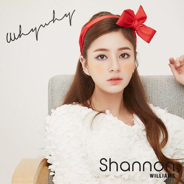 Shannon Williams Eighteen cover