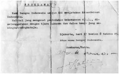 Kilas Balik Detik-Detik Proklamasi Kemerdekaan RI 17 Agustus 1945