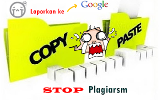 peraturan copy paste artikel
