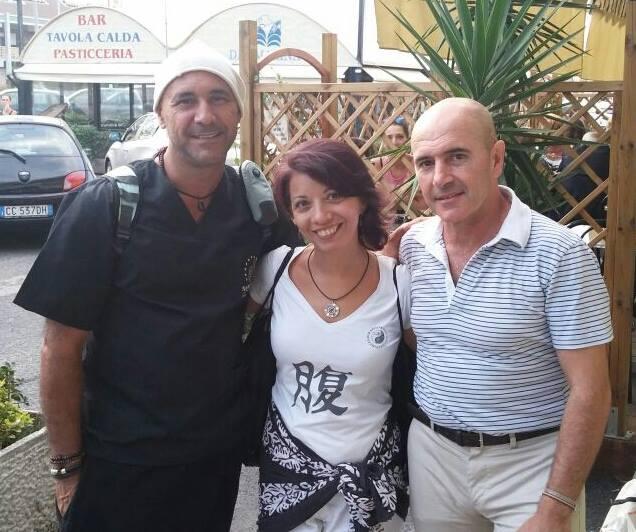 Mateo Garcia Del Rio, Rogerio Motty