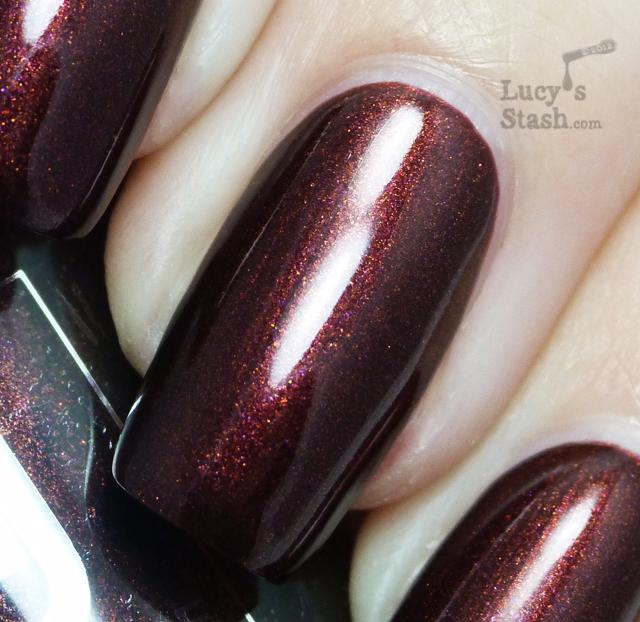Lucy's Stash - HJ Manicure Disco