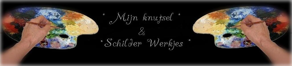 * Mijn Knutsel en Schilder Werkjes *
