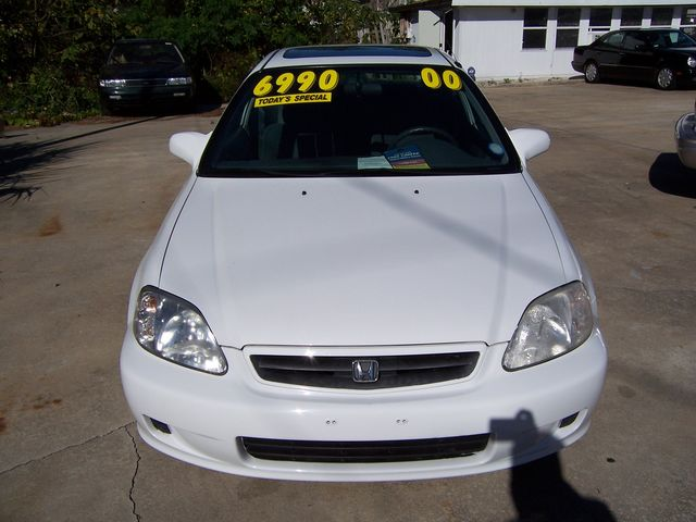 1996-1998 / 1999-2000 Civic Body Differences and Front and ...