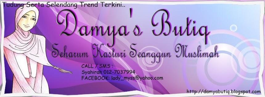 Damya's Butiq