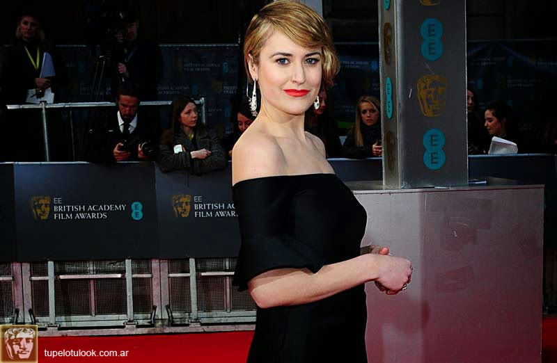 peinados 2014 premios BAFTA