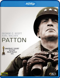 Patton ( 1970 )  Carátula