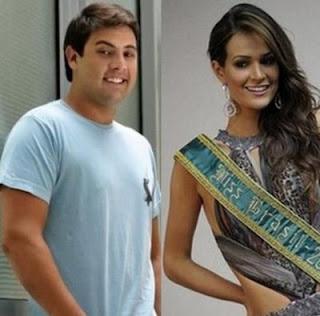 Bruno de Luca e Miss Brasil 2011 estão namorando
