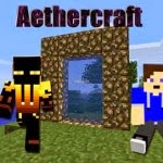 AetherCraft  Minecraft 24.05.2014 AetherCraft Mod 1.7.2/1.7.9