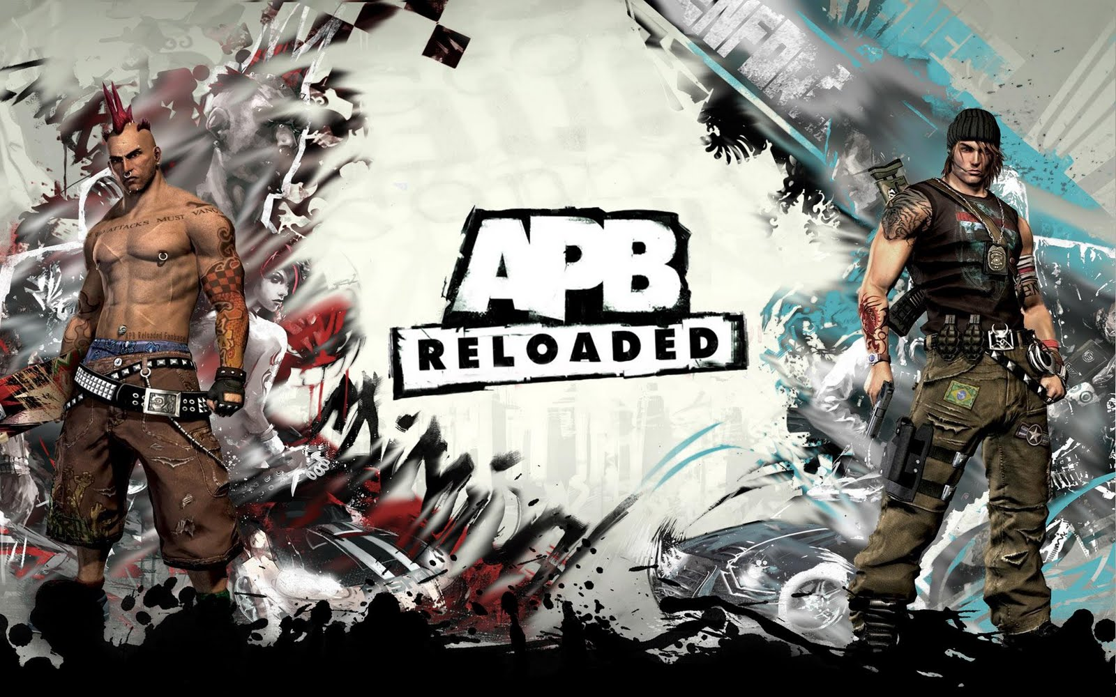 The Atomic Cheese Melt: Review: APB: Reloaded