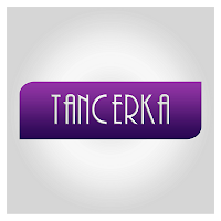 logo, tancerka