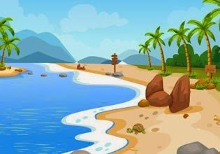 Play TheEscapeGames Sea Tortoi…