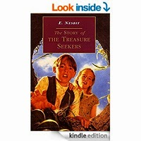 FREE: The Story of the Treasure Seekers by Edith Nesbit