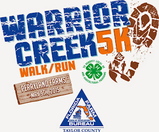 2015 Warrior Creek 5K