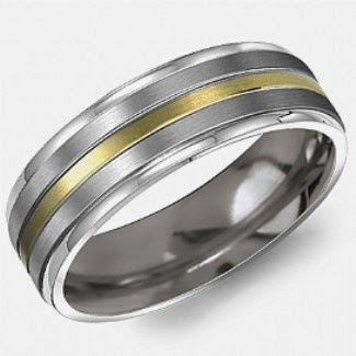 Cool Wedding Bands For Men- Crown Rings