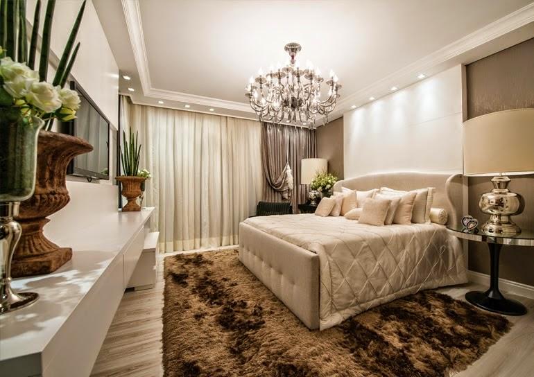Construindo Minha Casa Clean: 30 Quartos de Casal Decorados com ...