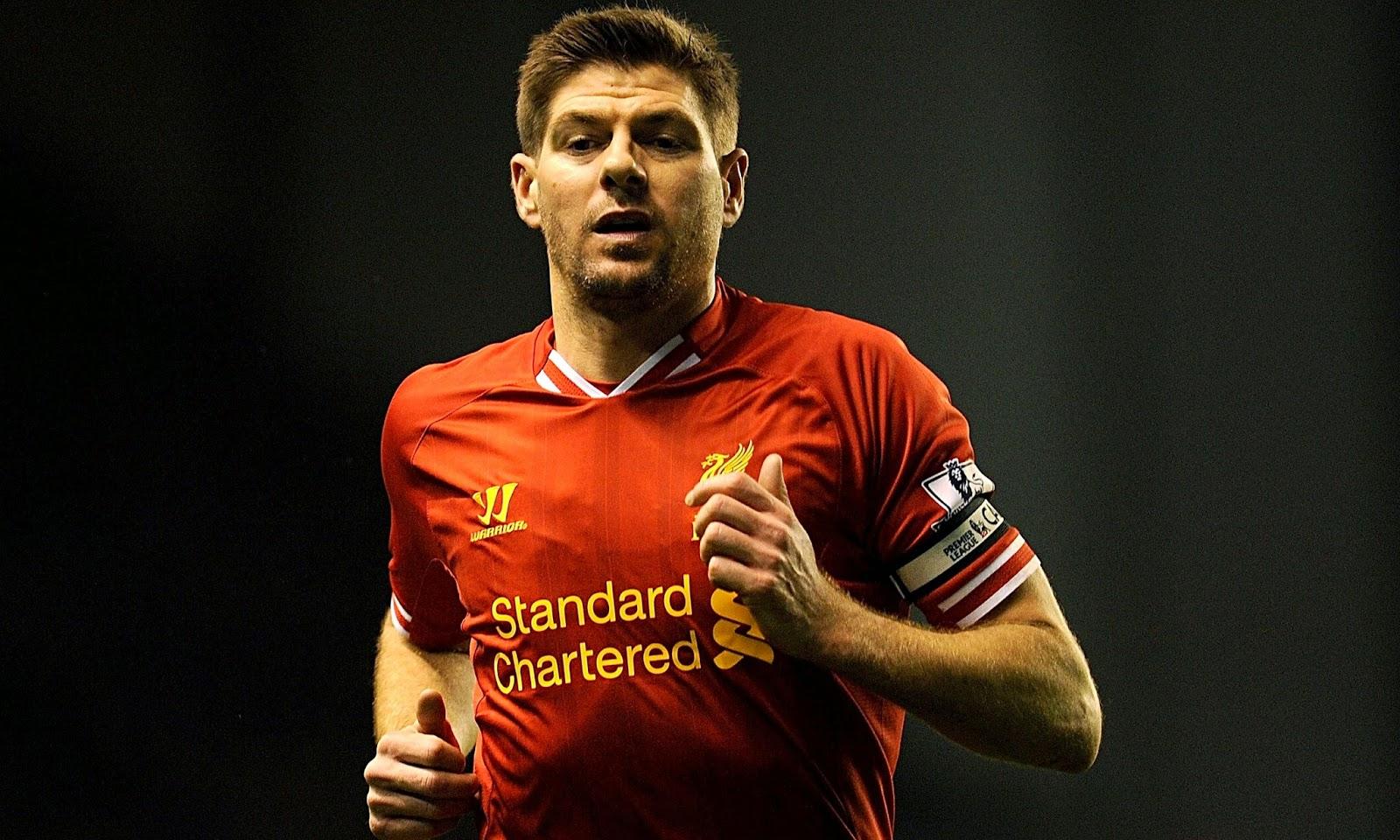 Poker Online : Resmi, Gerrard Putuskan Pergi dari Liverpool