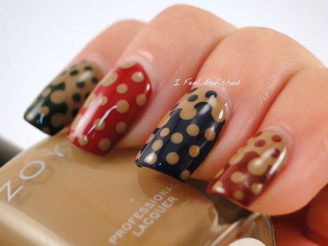 Interlocking Dot Nails