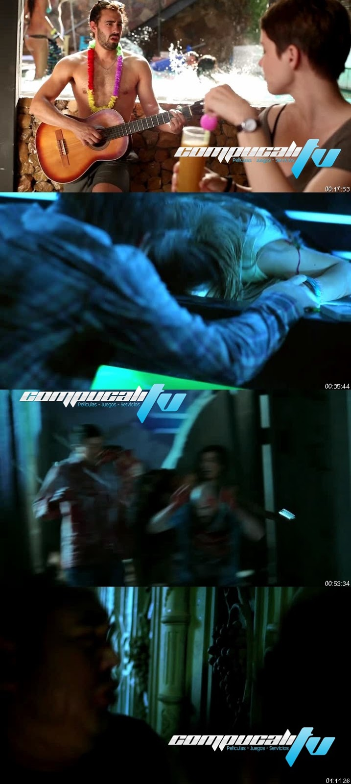 Aftershock DVDRip Español Latino