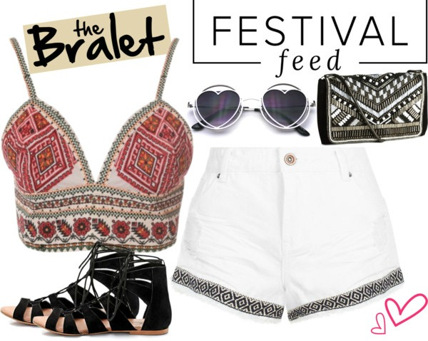 Summer Festival 2015 Fashion Inspiration