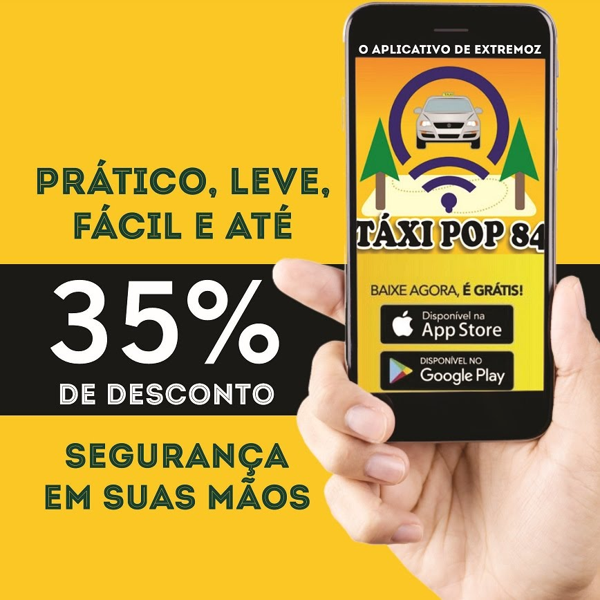 APLICATIVO TÁXI POP 84